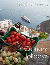 brochure culinary holidays